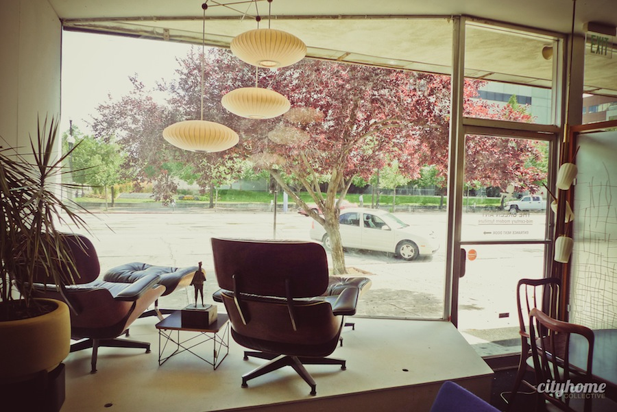 Salt Lake City Mid Century Furniture The Green Ant