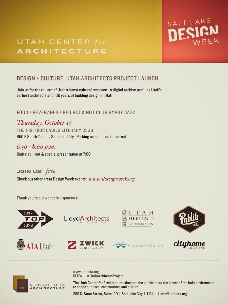Utah-Architect-Project-Launch-Salt-lake-design-Week-1