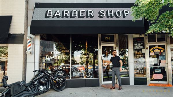 City Barbers | Shear Perfection