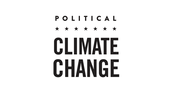 Political Climate Change | Vote!