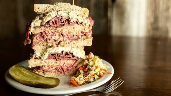 Top 5 Sandwich Shops in SLC