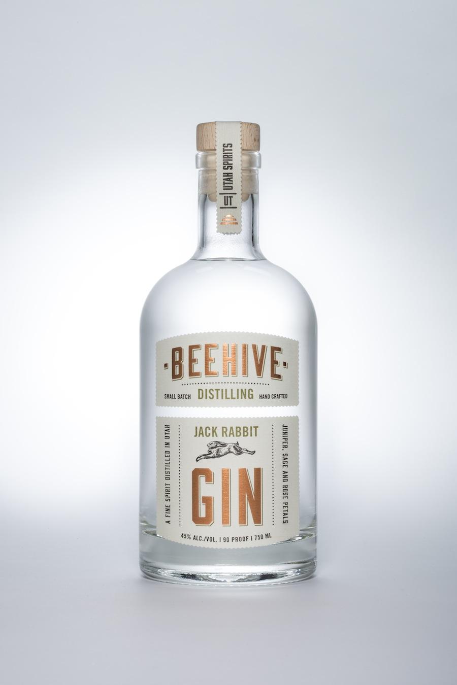Beehive Distilling | Jack Rabbit Gin