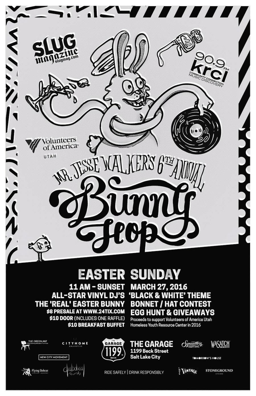 Bunny Hop 2016