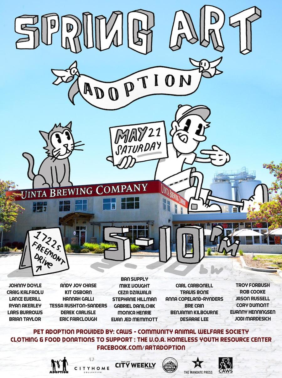 Art Adoption - Spring 2016