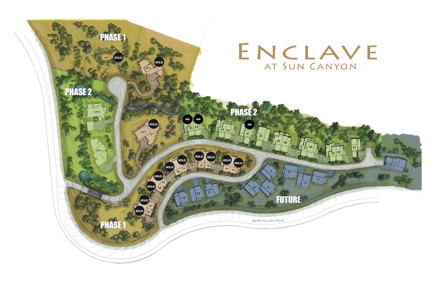 Enclave Site Map Sept 2016